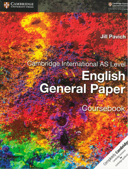 CUP - AS Level English General Paper Coursebook