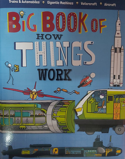 Big Book of How Things Work