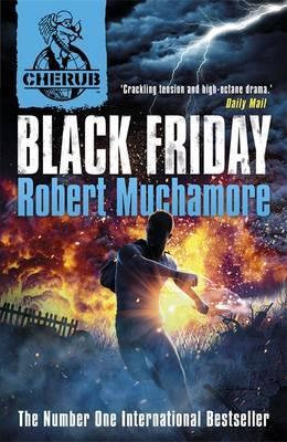 Cherub 15: Black Friday - Robert Muchamore
