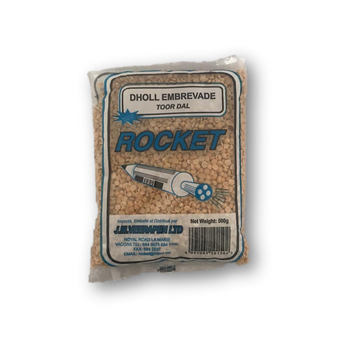 Rocket Dholl Embrevade (500g)