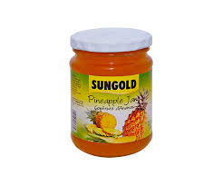 Sungold Pineapple Jam 285g