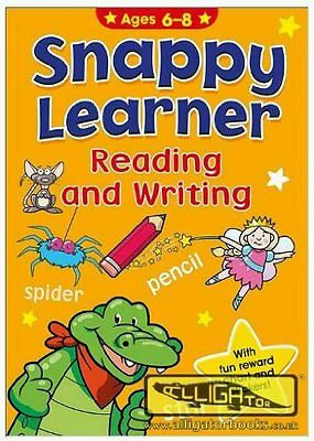Snappy Learner- Reading and Writing