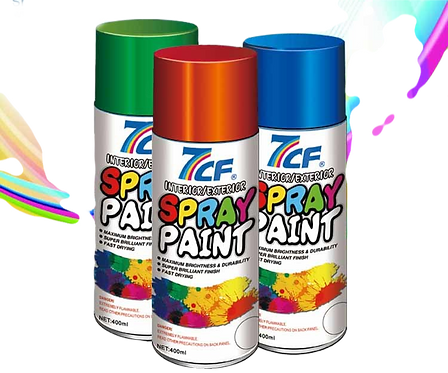 Spray Paint Interior/Exterior