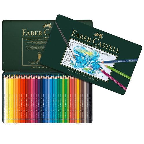 Faber Castell 36 Watercolour Pencils A.Durer