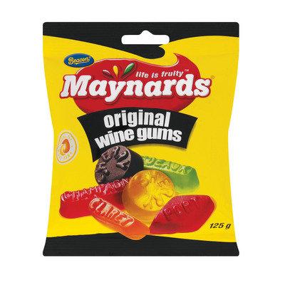 Maynards Original Wine Gums 125g