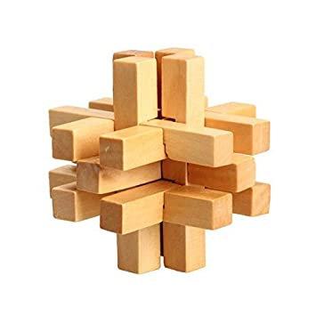 14 Pieces Lock Toy-Disconnect & Restore