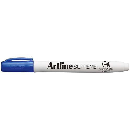 Artline Supreme Whiteboard Markers Blue