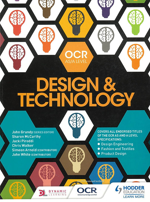 Design & Technology AS & A Level