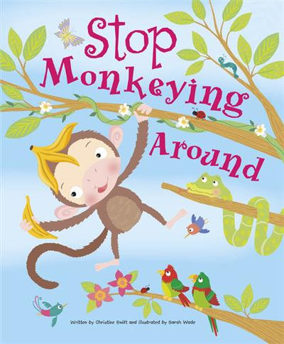 Stop Monkeying Around