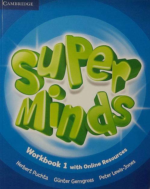 Super Minds Level 1