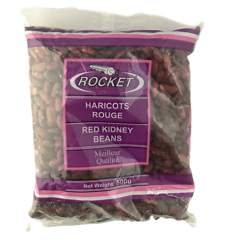 Rocket Haricots Rouge (500g)