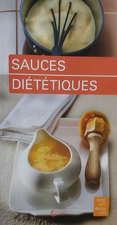Sauces diététiques - de Anne Noël