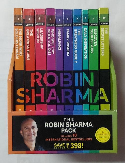 Robin Sharma Pack - 10 Books