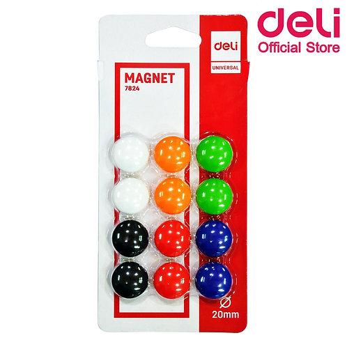 Magnetic Pins Deli Dia (20mm)