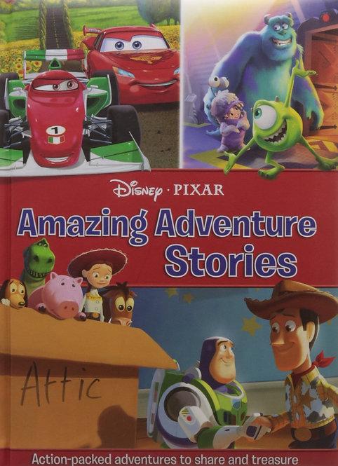 Amazing Adventure Stories
