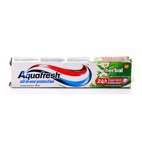 Aquafresh Herbal 100ml