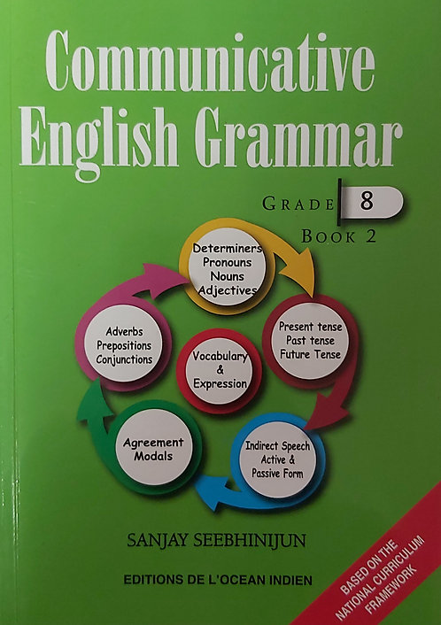 Communicative English Grammar Book 2