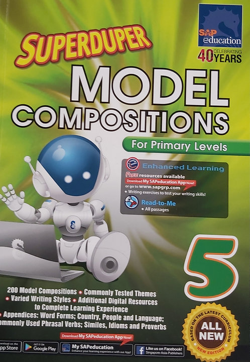 Superduper Model Compositions For Primary Lvl 5