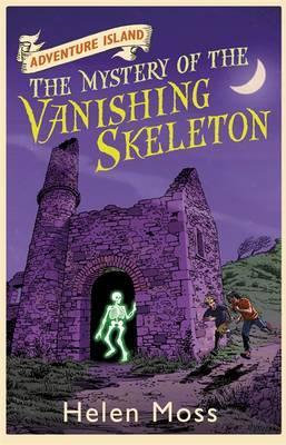 Adventure Island : The Mystery of The Vanishing Skeleton - Helen Moss