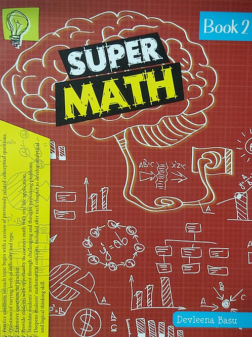 Super Math Book 2