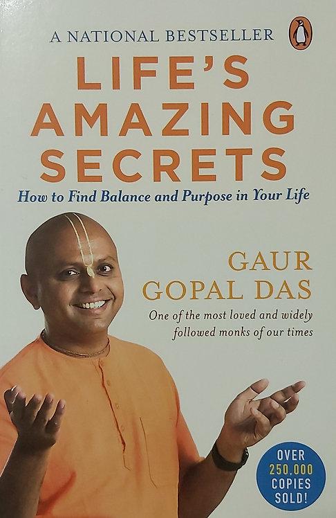Life's  Amazing Secrets Gaur Gopal Das