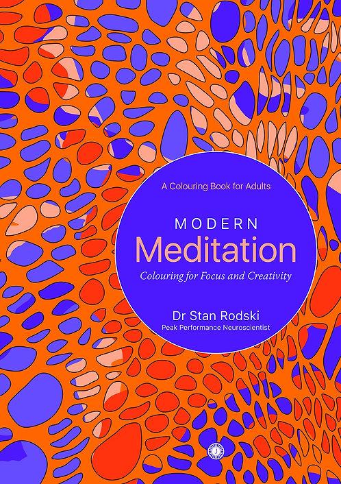 Anti Stress Colouring Book (Variation)