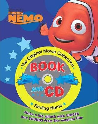 Finding Nemo Book + CD