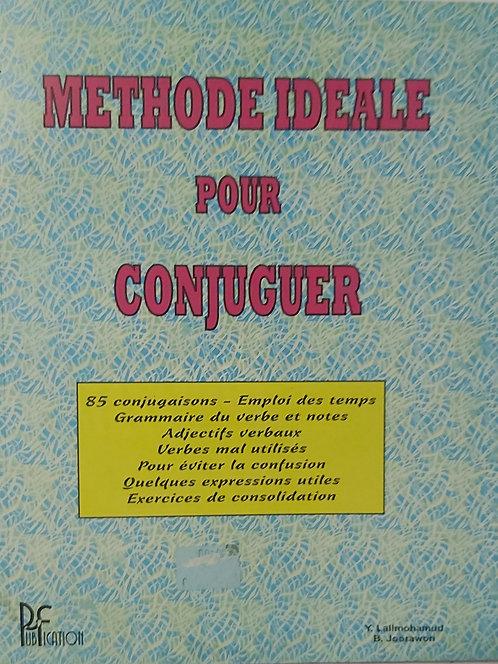 Methode Ideale Pour Conjuguer
