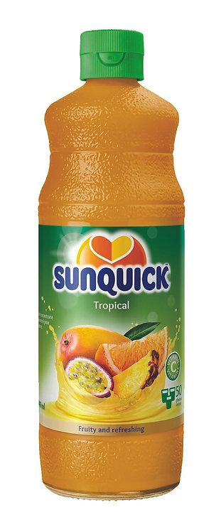 Sunquick Tropical 840ml