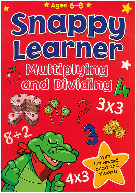 Snappy Learner - Multiplying & Dividing