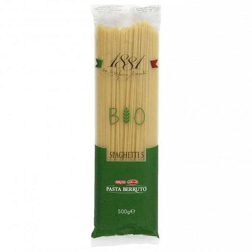 Berruto bio 1881 Spaghetti 5 500g