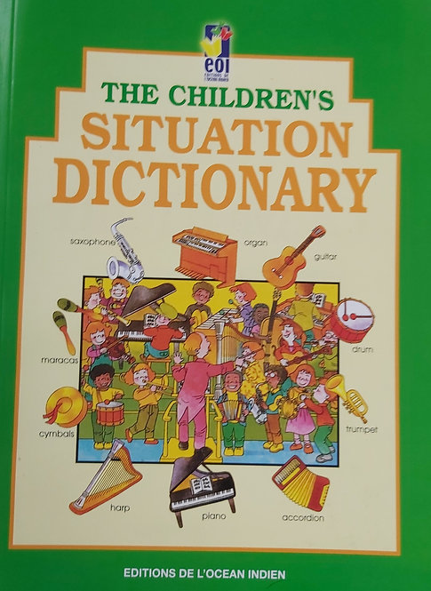 The Childrens Situation Dictionary