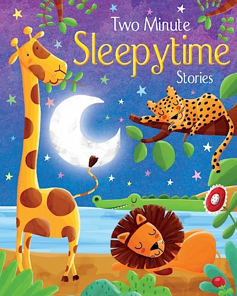 Two Minutes Sleepytime Stories