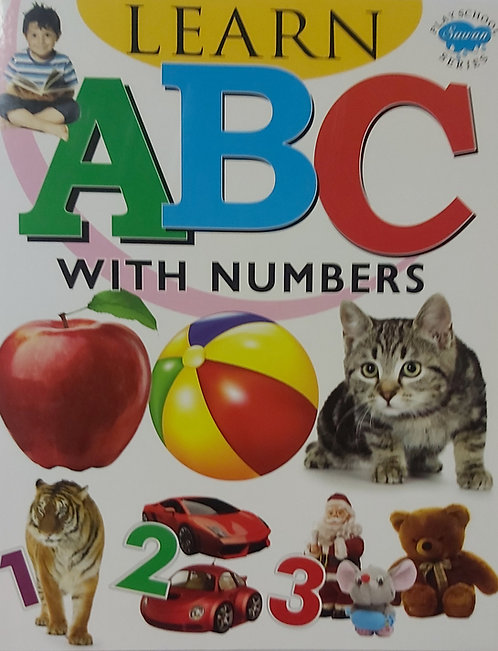 Learn ABC with Numbers
