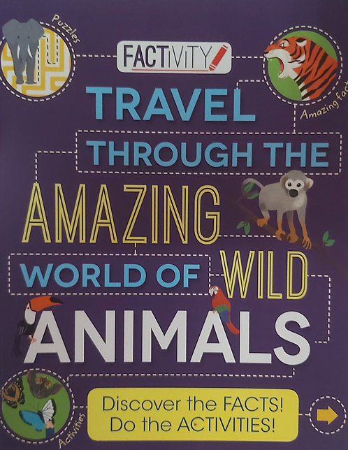 Travel Through The Amazing World Of Wild Animals