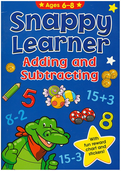 Snappy Learner - Adding & Subtracting