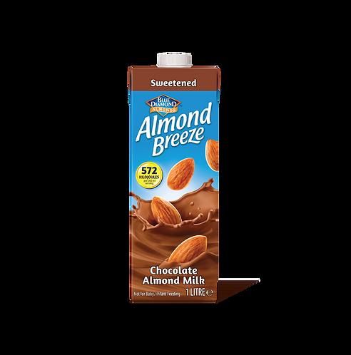 Almond Breeze-Chocolate Almond Milk (Sweetened)