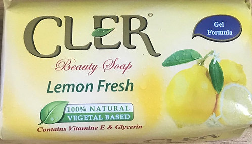 Cler Lemon Fresh 125g