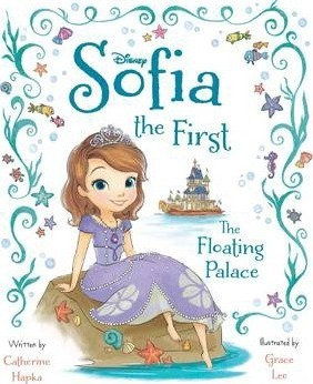 Disney Sofia the first -The floating Palace