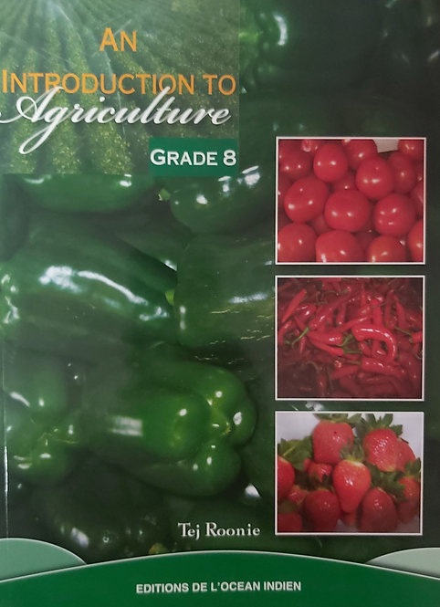 An Introduction To Agriculture Book 2
