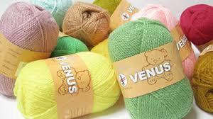 Hand Knitting Yarn Baby Venus