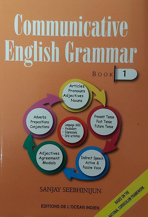 Communicative English Grammar Book 1