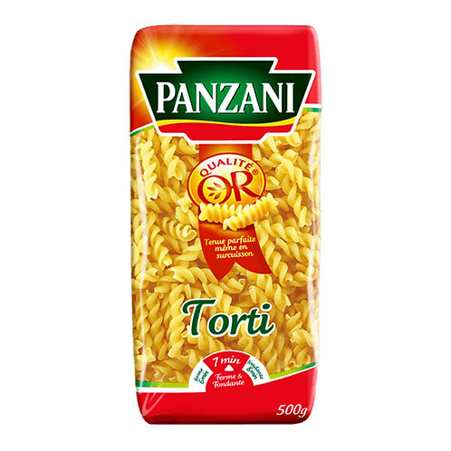 Panzani Torti Intern 500g