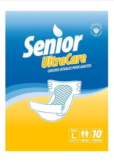 Senior Ultra Care Diapers Medium (pack of 10)