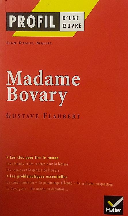 Profil Madame Bovary