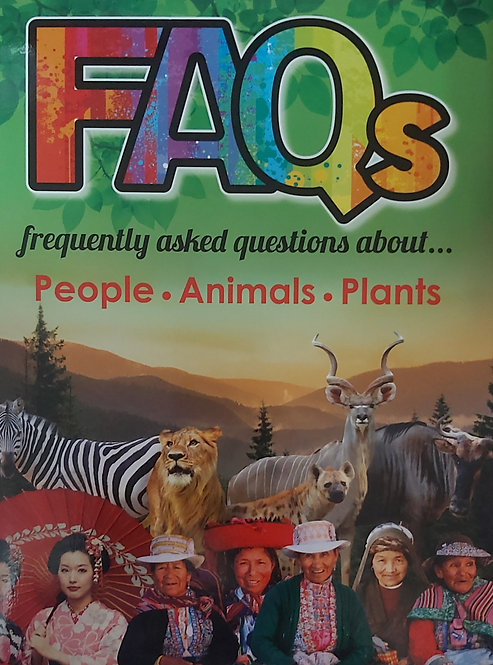 FAQs People Animals Plants