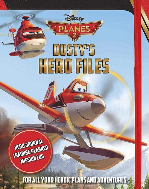 Planes 2 Dusty's Hero Files