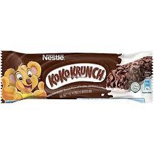 Nestle Koko Krunch Cereal Bar (Box of 24)