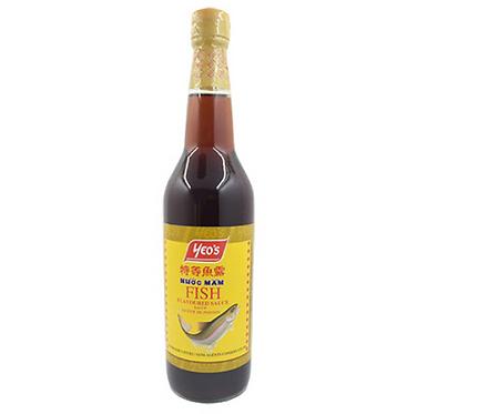 Yeo's Fish Sauce 640ml