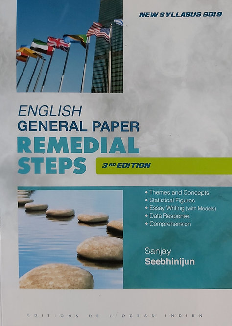 English General Paper Remedial Steps 3Rd Edition